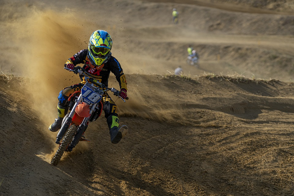 Extreme, Motorcross, Motorcycle, Motorsport, Bike