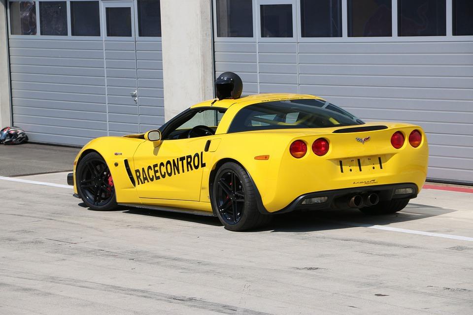 Racing Car, Motorsport, Corvette, Car Racing, Tracks
