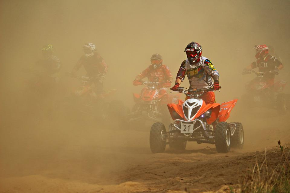 Cross, Enduro, Quad, Motocross, Motorsport, Motorcycle