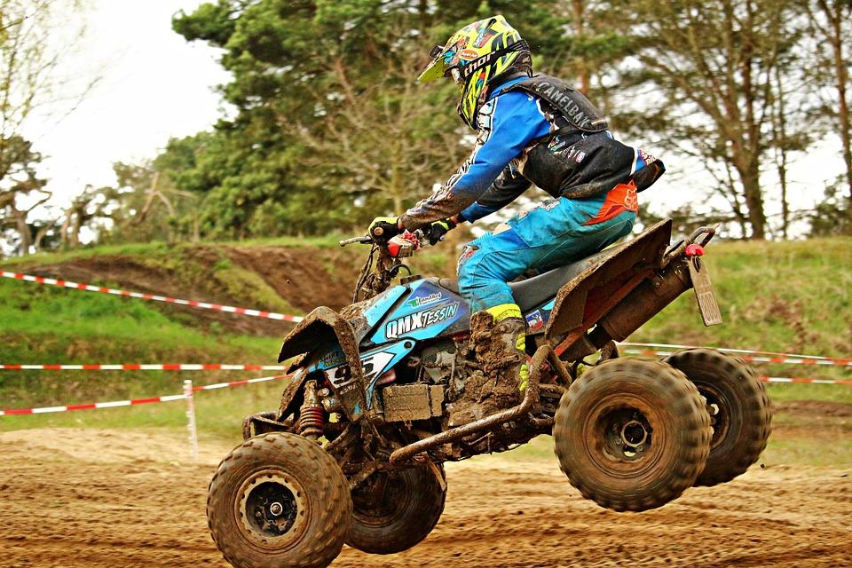 Quad, Enduro, Motorsport, Cross, Terrain Sports