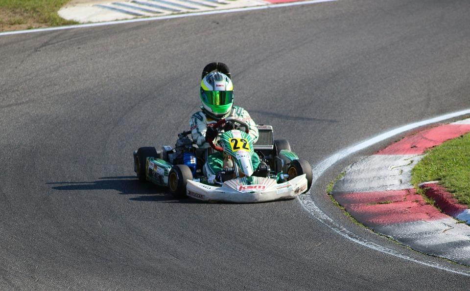 Go Kart, Motorsport, Race, Drift, Speed, Racing