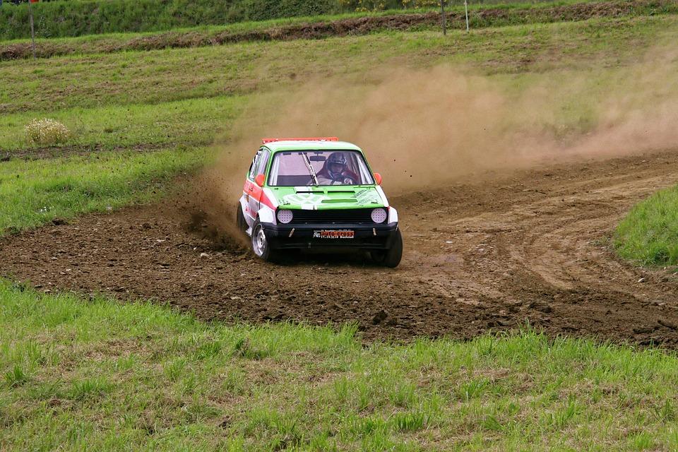 Autocross, Motorsport, Vw, Volkswagen, Polo, Golf, Race