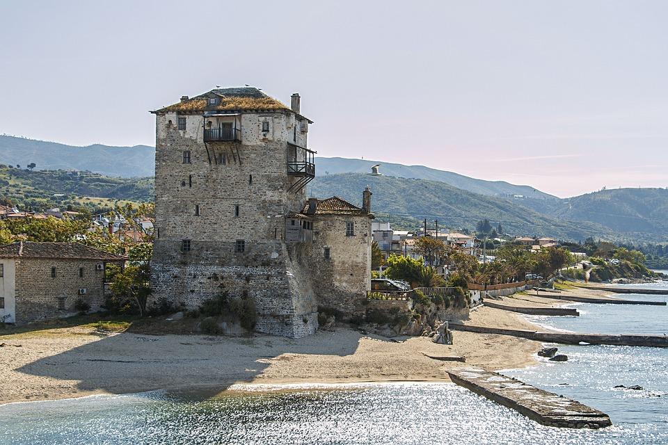 Mount Athos, Afss, Sveta Gora