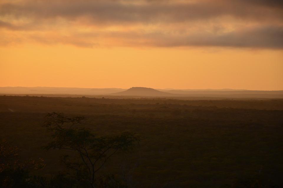 Dawn, Mount, Aurora, Gold