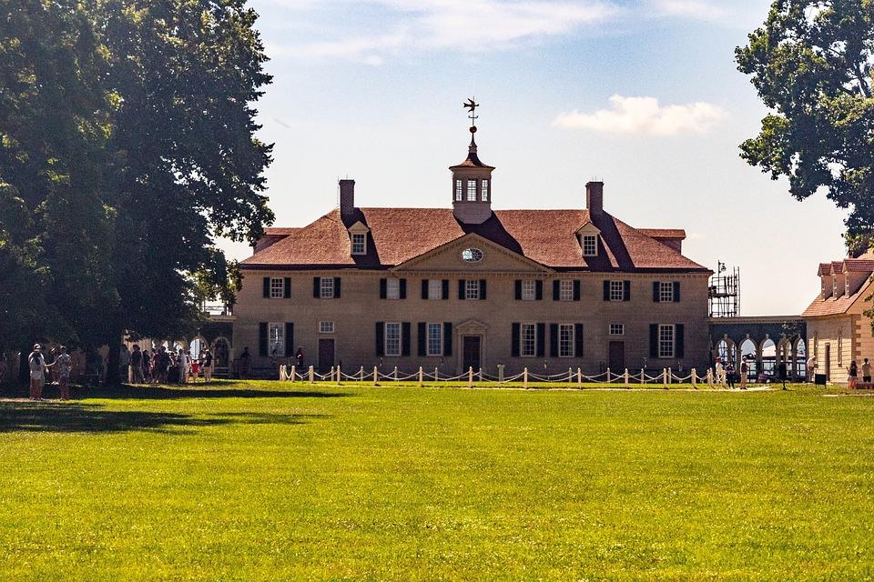 Mount Vernon, Landmark, Vernon, George Washington