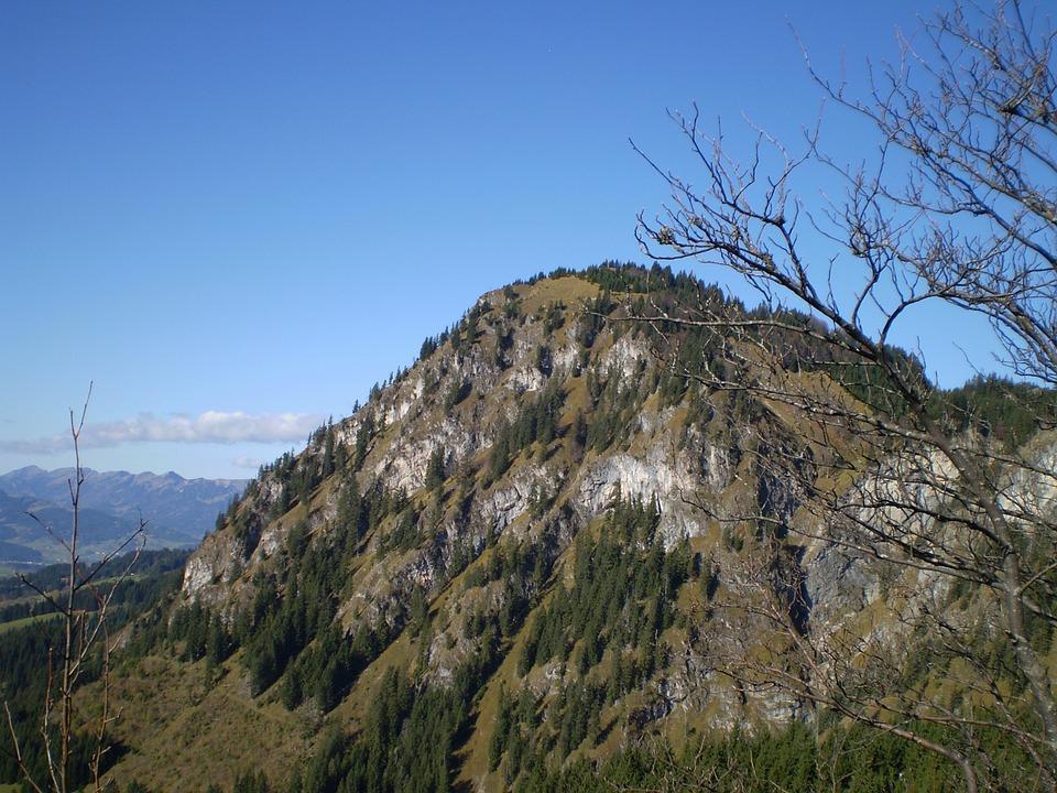 Bad Hindelang, Allgäu, Jelenia Góra, Mountain, Hiking