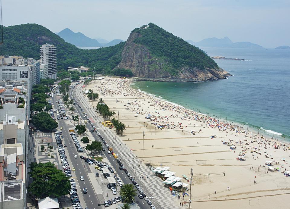 Rio De Janeiro Vacation, Brazil, Landscape, Mountain