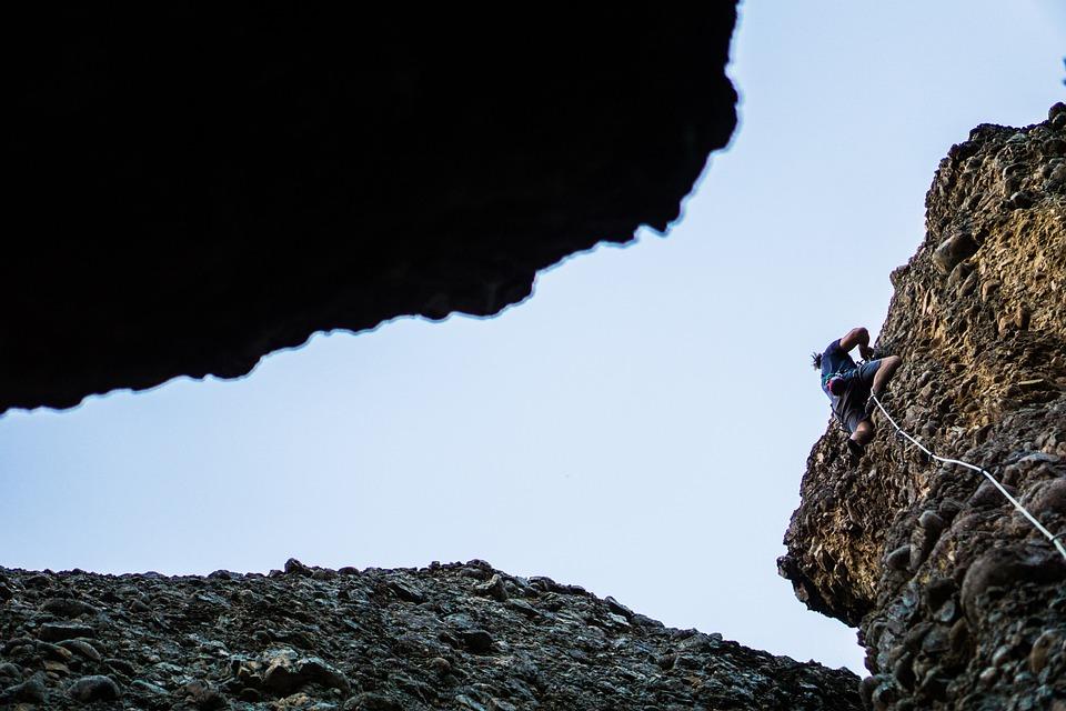 Adventure, Climb, Climber, Mountain, Outdoors