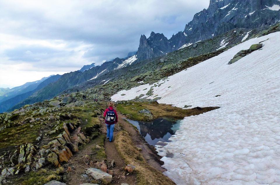 Nature, France, Alps, Haute Savoie, Mountain, Snow