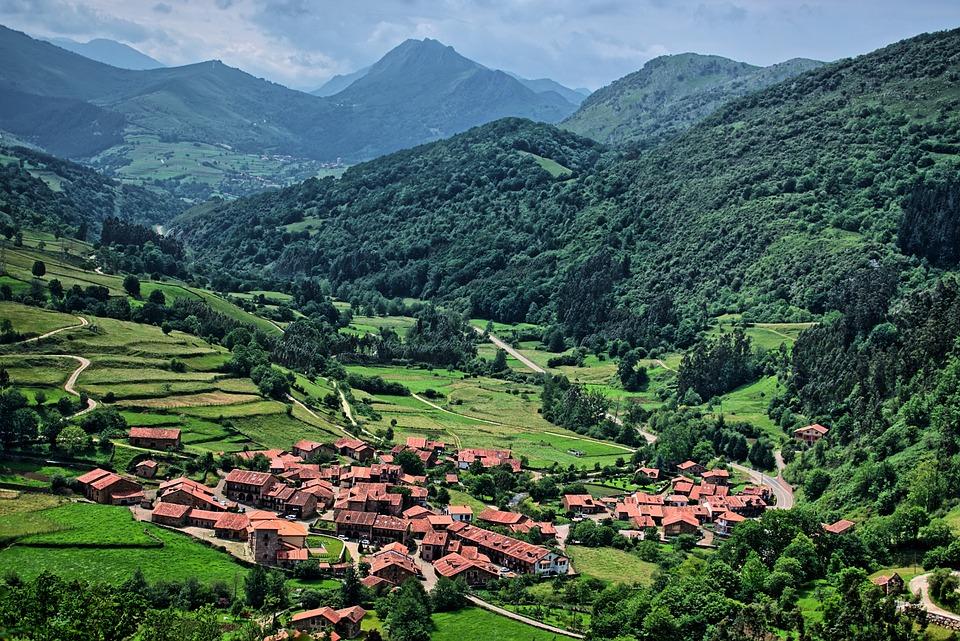 Nature, Mountain Landscape, Beautiful, Rural Landscape