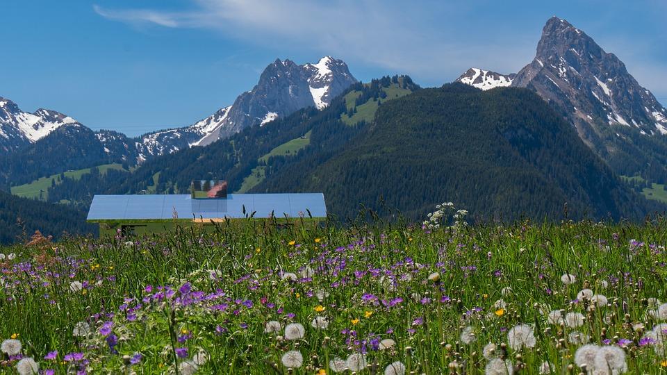 Landscape, Mountains, Mountain Landscape