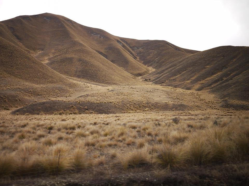 New Zealand, Landscape, Mountain