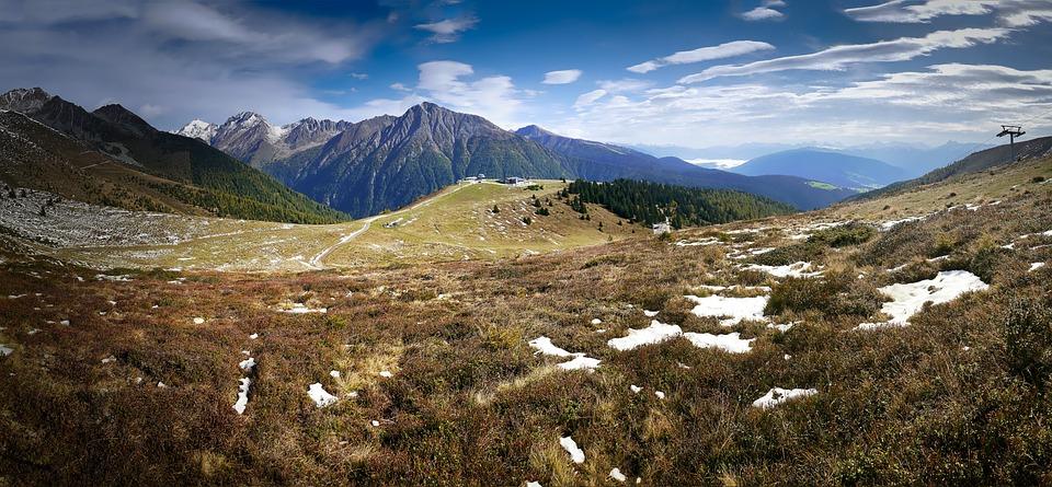Nature, Panorama, Mountain, Landscape, Travel