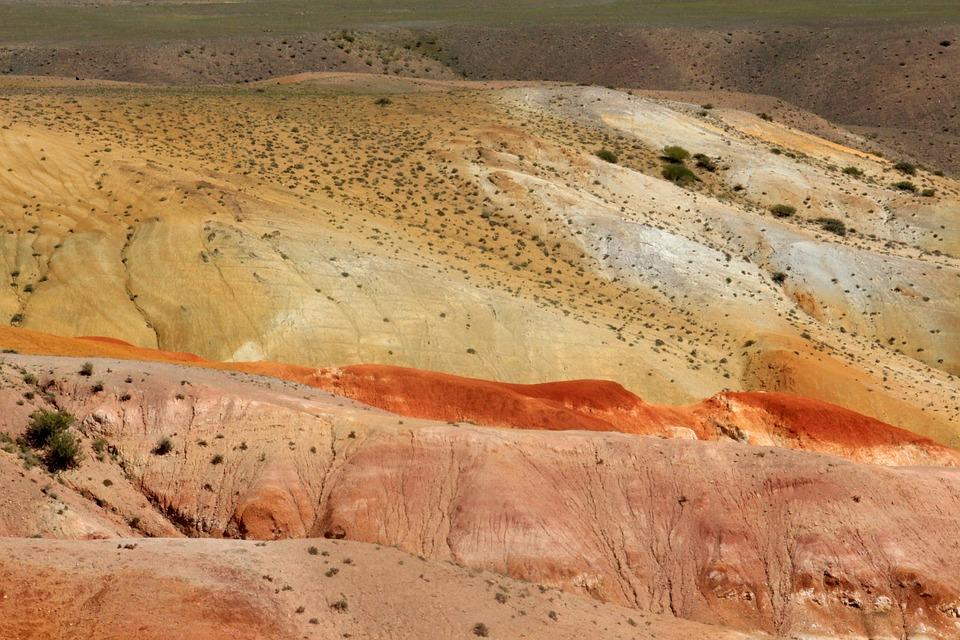 Mars, Marsovia Mountains, Mountains, Mountain