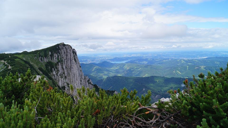 Nature, Mountain, Landscape, Sky, Mountain Nature