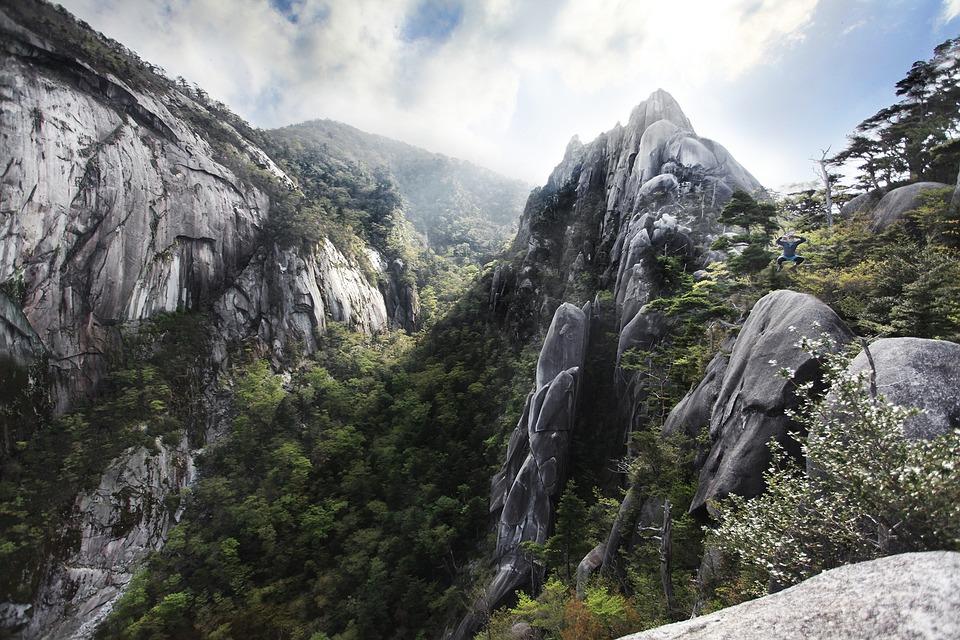Mountain, Mountains Of Japan, Mountain Climbing