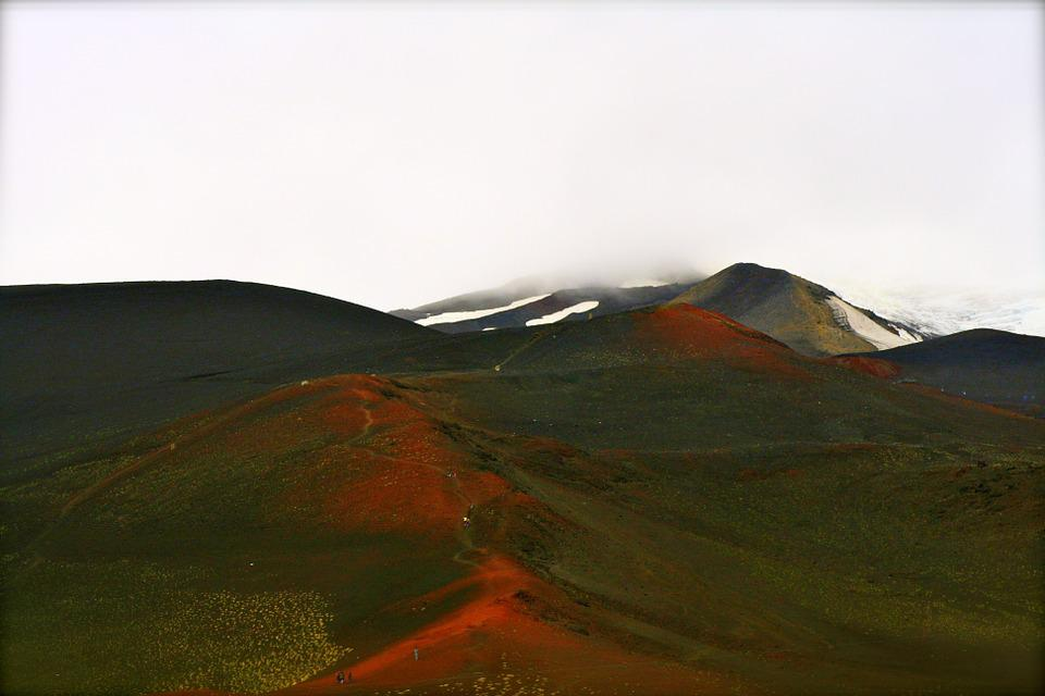Cordillera, Mountain, Nature