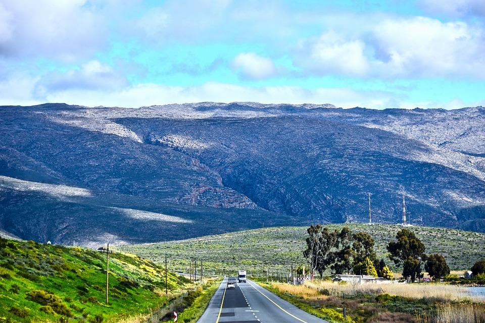 Mountain, Nature, Landscape, Travel, Sky, Road, Cloud
