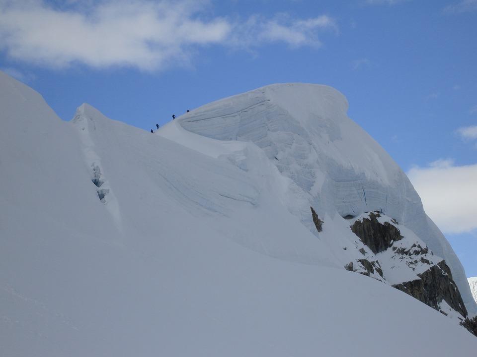 Mountain, Peak, Landscape, Nature, Summit, Sky, Top