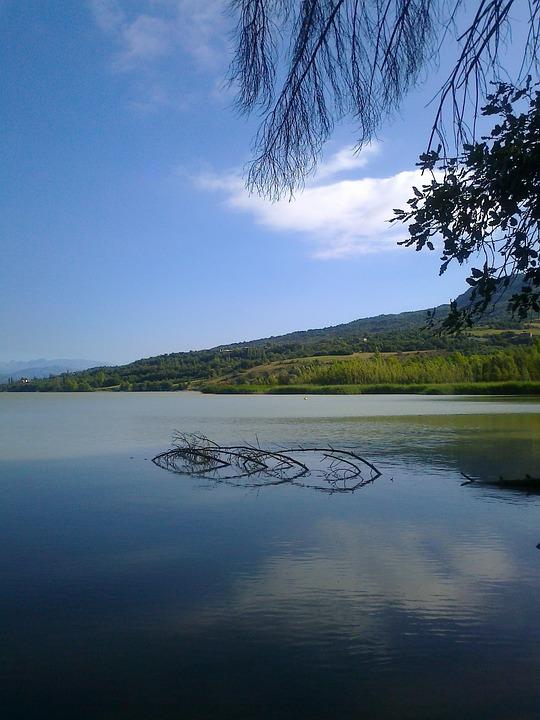 Lake, Water, Nature, Mountain