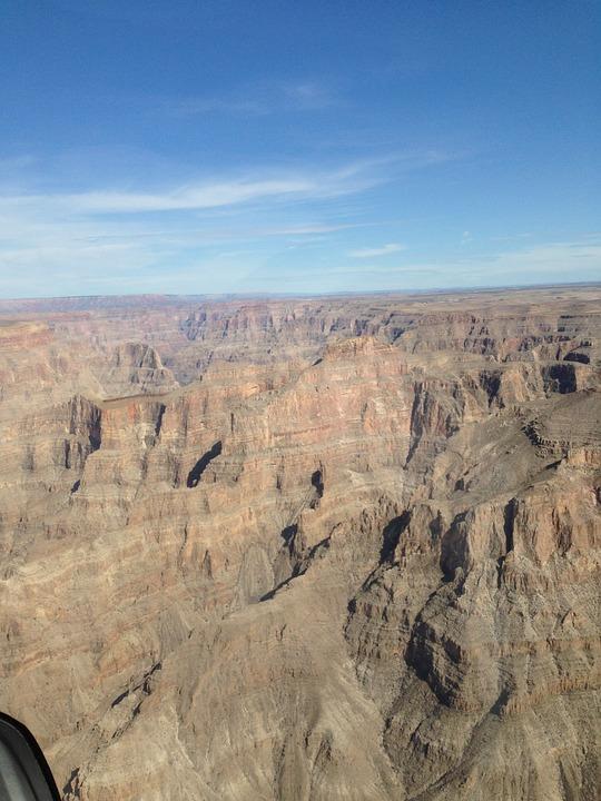 Grand Canyon, Nevada, Desert, Mountain
