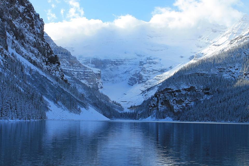 Snow, Mountain, Nature, Panorama, Landscape