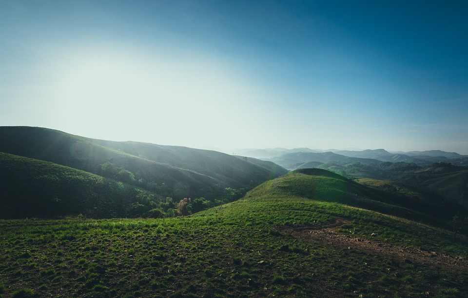 Landscape, Nature, Panoramic, Mountain, Sky, Travel