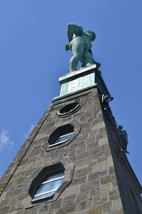 Herkules-statue, Kassel, Mountain Park, Wilhelmshöhe