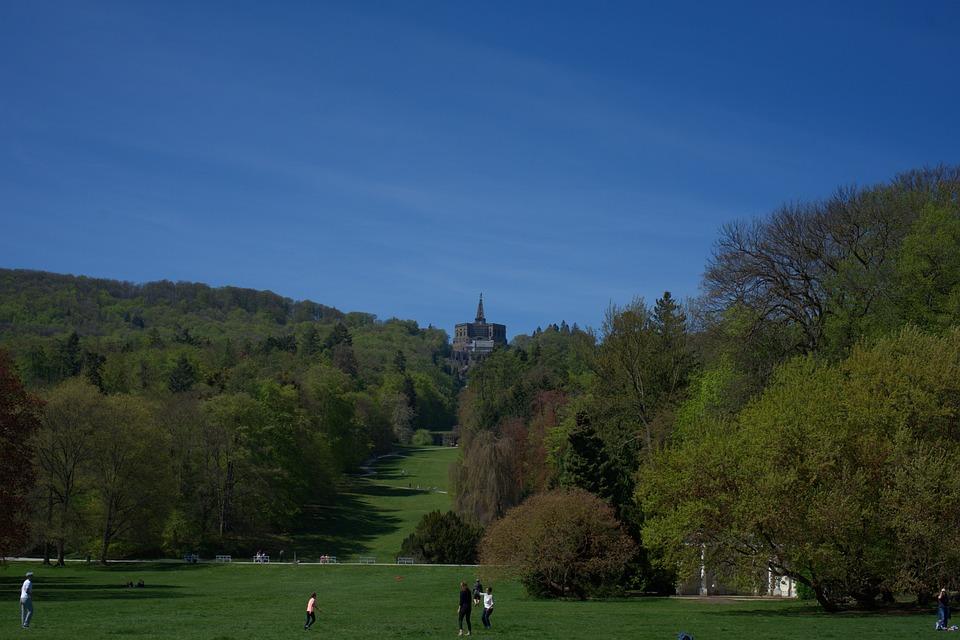 Hercules, Kassel, Mountain Park, Wilhelmshöhe