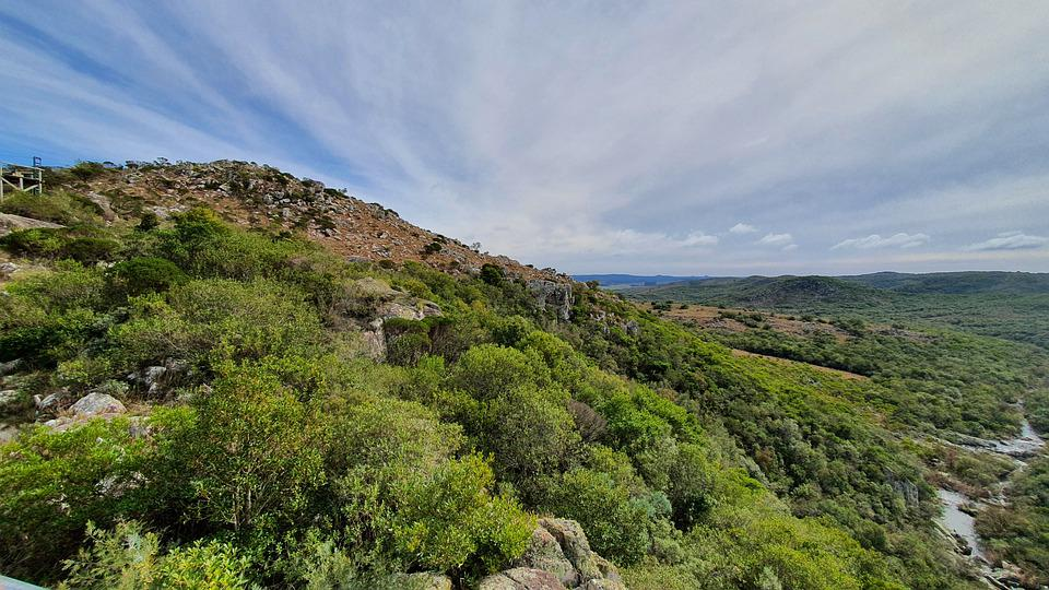 Landscape, Mountain, Peak, Summit, Nature, Countryside