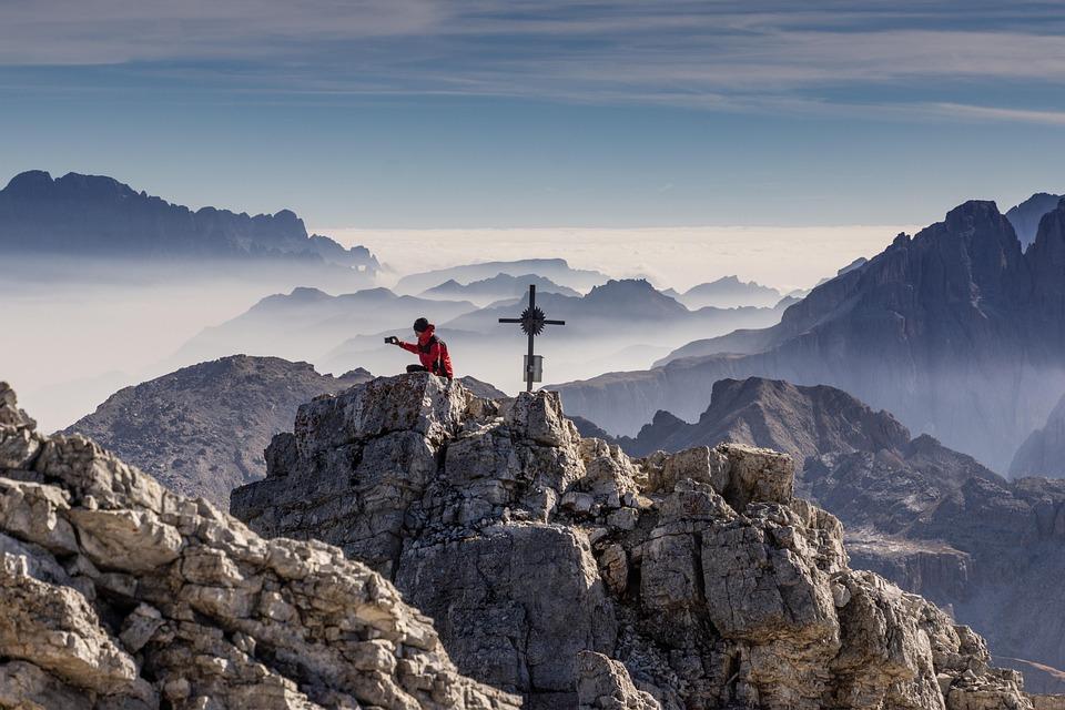 Photographer, Mountain, Photo, Nature, Peaks, Mountains