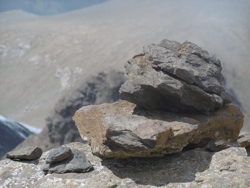 Pierre, Roche, Mountain, Height, Nature, Switzerland