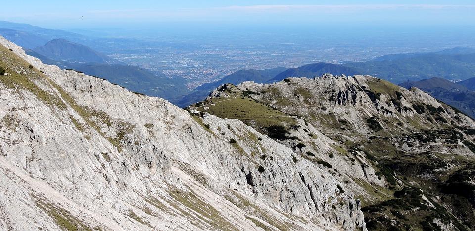 Mountain, Alps, Landscape, Carega, Plain, Po, Veneto