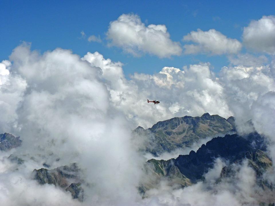 Pyrénées, Mountain, Summit, France, Altitude