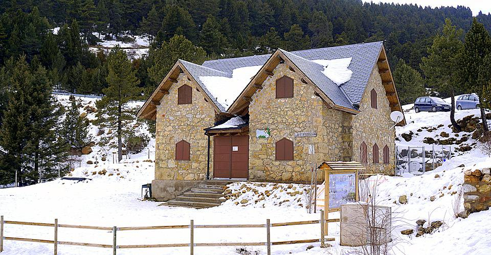 Mountain Retreat, Satins Peguera, Nevado