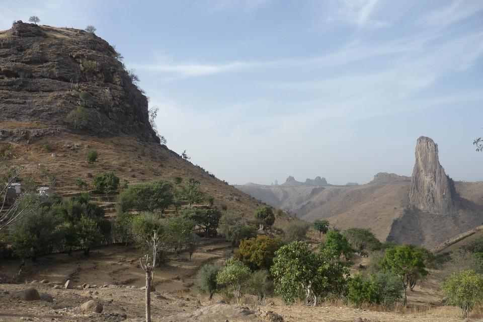 Travel, Nature, Landscape, Rock, Mountain, Rumsiki