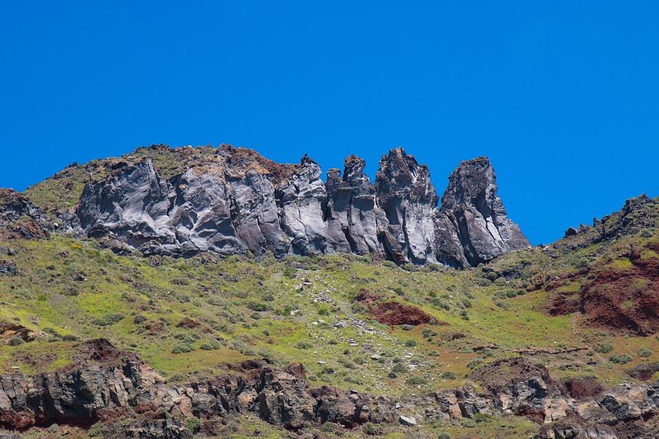 Mountain, Travel, Sa, Landscape, Clouds, Hiking, Nature