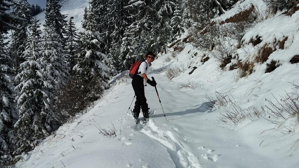 Ski, Mountain, Aravis