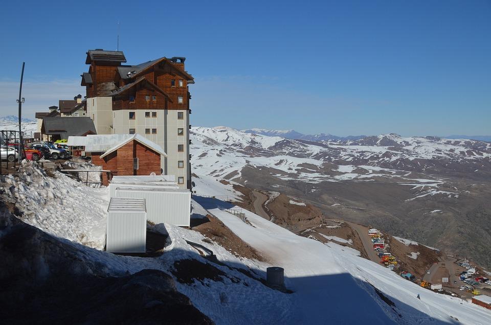 Ski Resort, Snow, Mountain