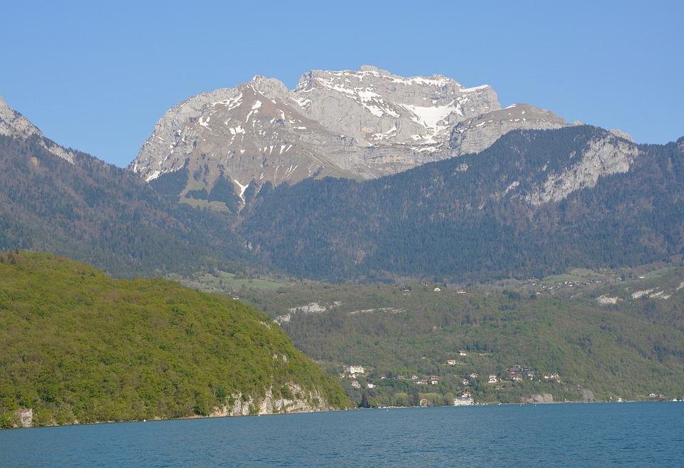 Mountain, Haute-savoie, Nature, Hikes, Landscape, Snow