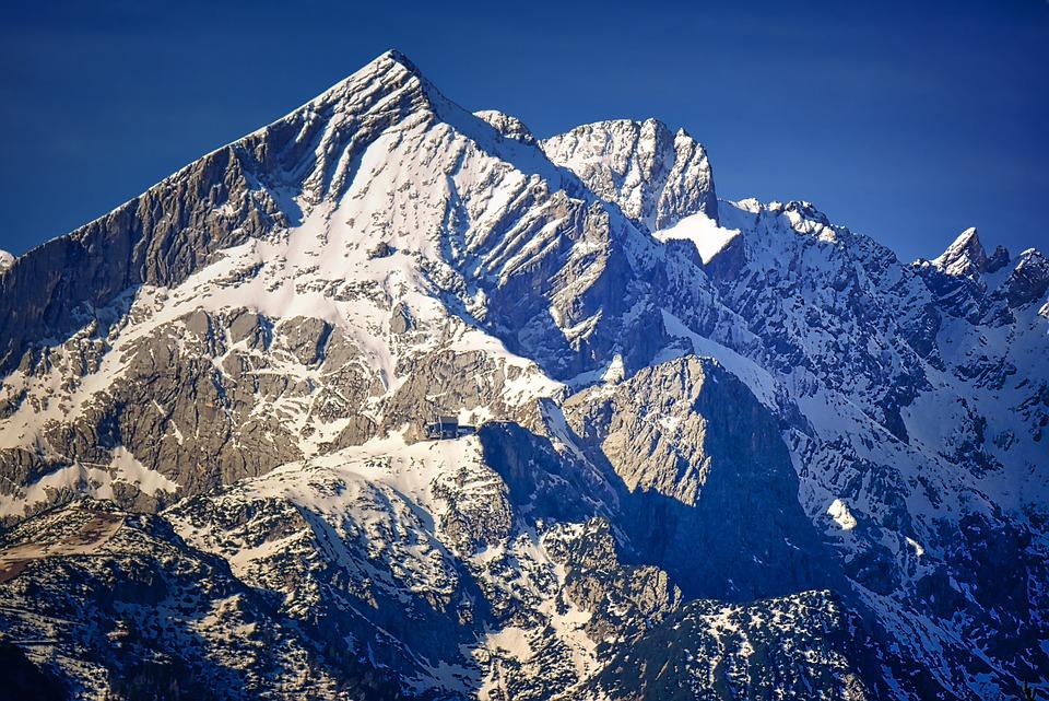 Snow, Mountain, Panorama, Mountain Summit, Nature