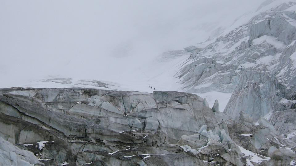 Snow, Nature, Winter, Ice, Mountain, Sea Of Fog