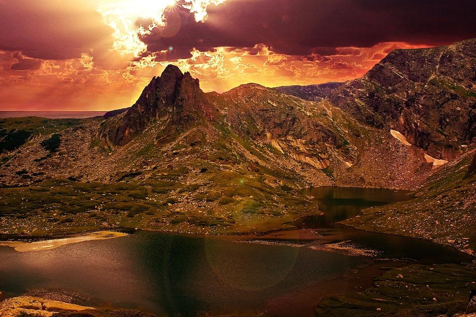 Mountain, Landscape, Nature, Epic, Stunning, Vibrant