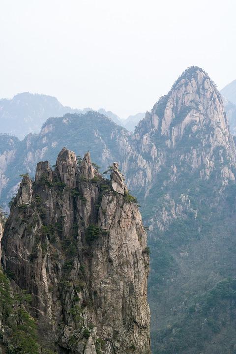 Sulfuric Acid, Mountain, People's Republic Of China
