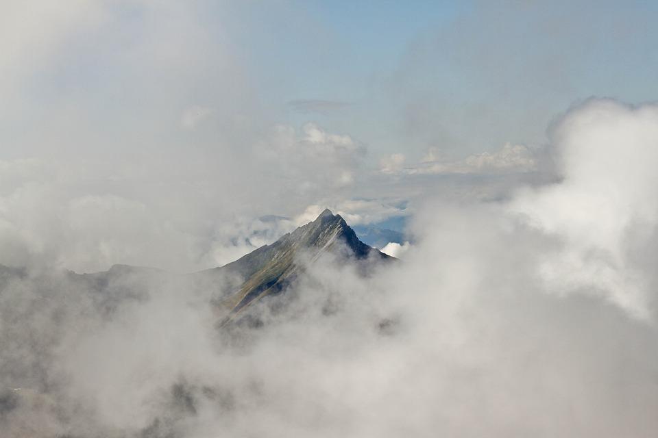 Mountain, Summit, Landscape, Nature, Mountains
