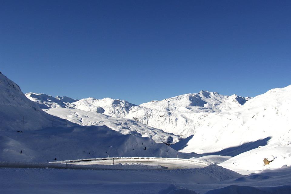 Snow, Mountain, Glacier, Ice, Mountain Summit, Cold