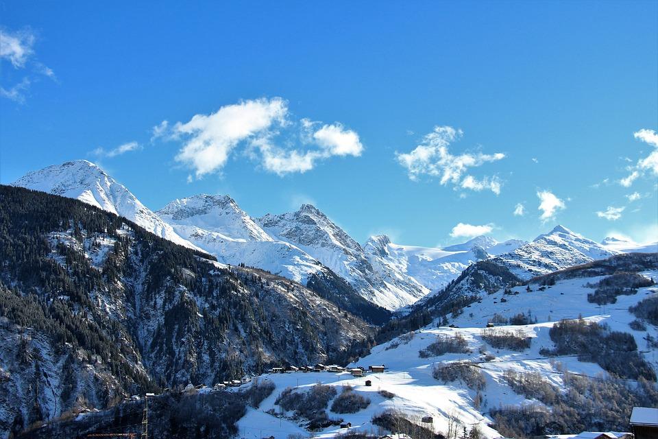 Snow, Mountain, Panorama, Nature, Mountain Summit