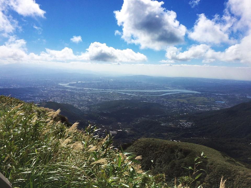 Xiao Youkeng, Yangmingshan, Taiwan, Taipei, Mountain