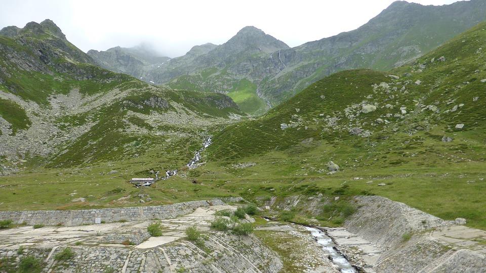 Mountain, Alpine Landscape, Stones, Alpine, Travel