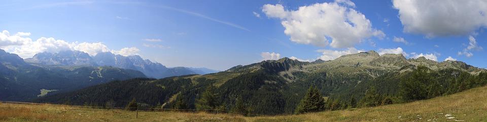 Dolomites, Trentino, Mountain, Italy, Landscape